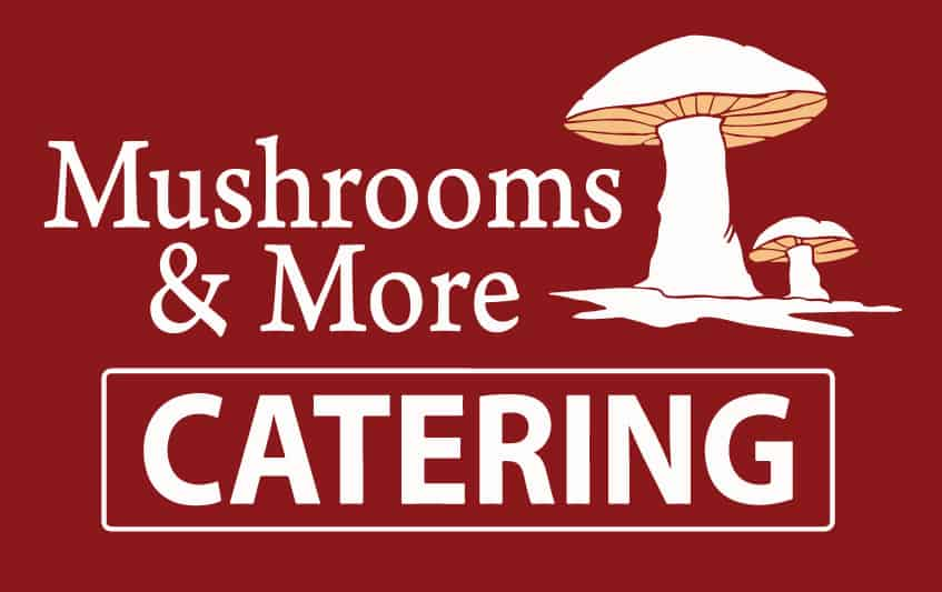 Mushrooms and More Catering Edmonton Logo